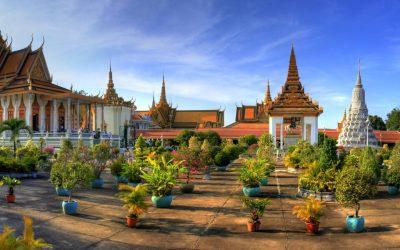 Eine Kulinarische Reise nach Kambodscha