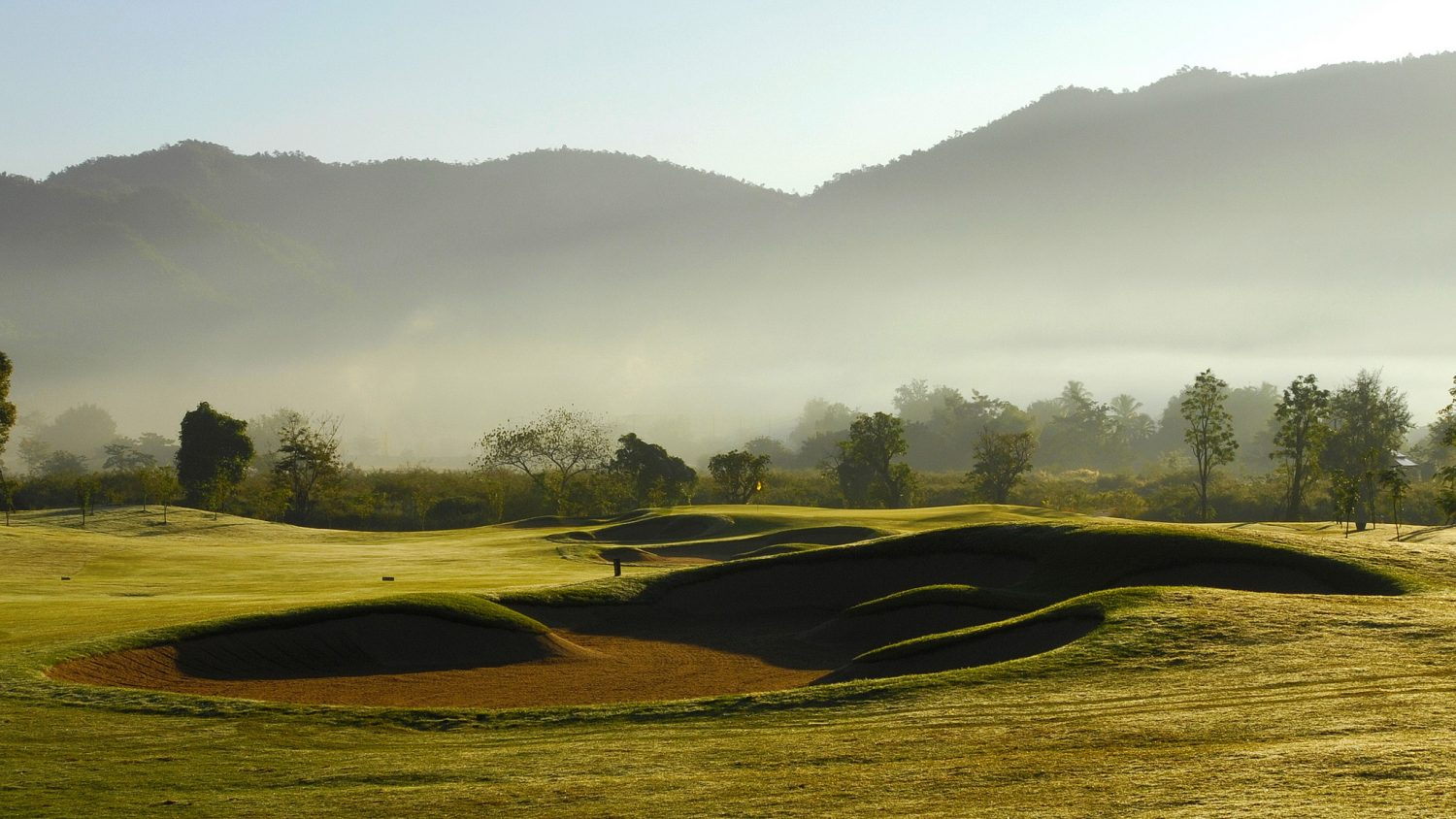 Thailand Private Tours for golfers - individual custom programs