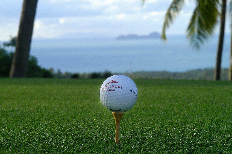 Golfen in Thailand 2