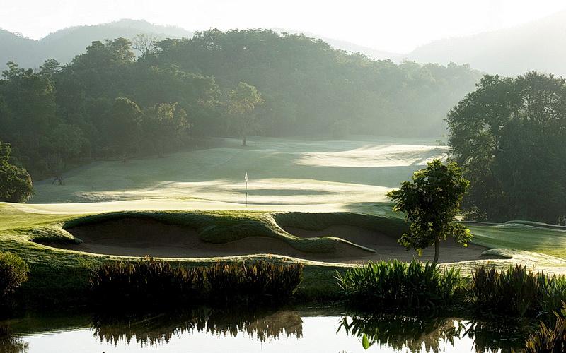 Golfen in Thailand 5
